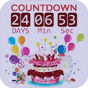 Birthday Countdown