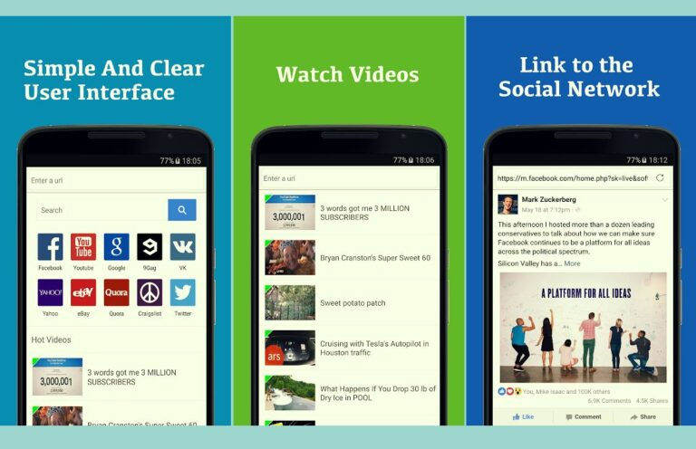 Safari Browser For Android