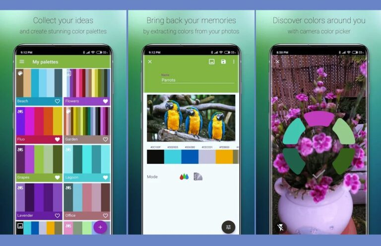 Color Matching App